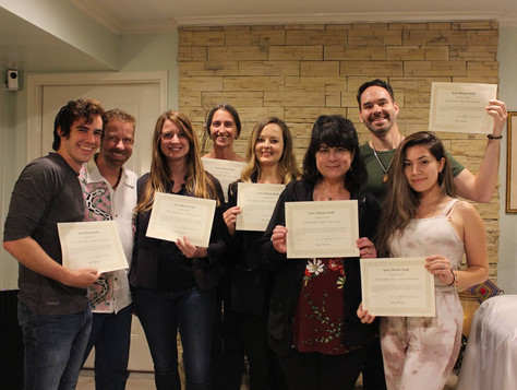 CONGRATULATIONS to our newest Reiki Level 2 Practitioners!!!!