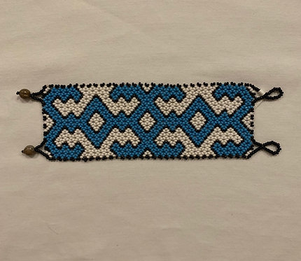 JB36.9 Beaded Bracelet