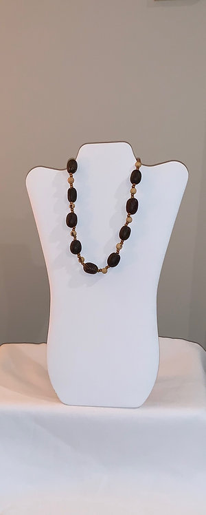 JN49 Multi Seed Necklace