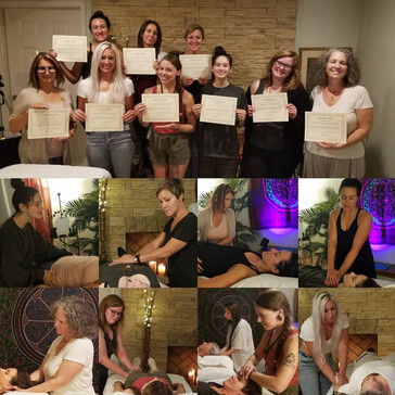CONGRATULATIONS to our newest Reiki 2 Practitioners!