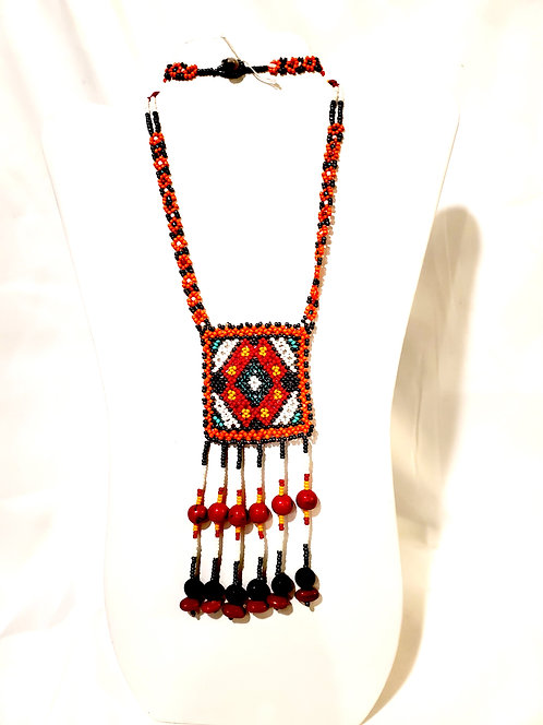 JN67.6 Beaded Necklace