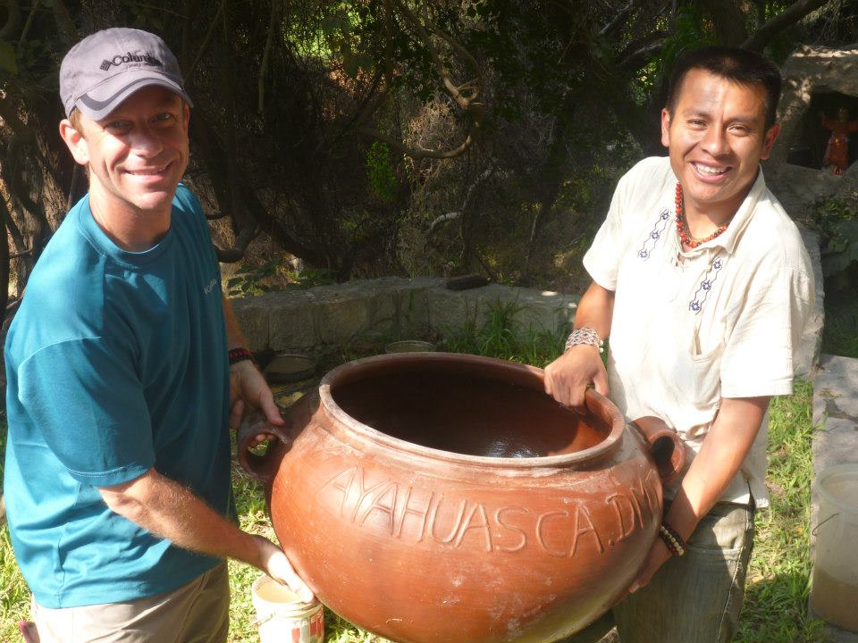 Ayahuasca Preparation