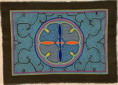 """AA34 Flower Altar Cloth 16"""" X 11.5"""""""