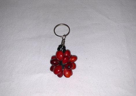 GK8 Huayruro Ball LG Key Chain