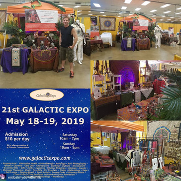We're ready for the Galactic Expo!