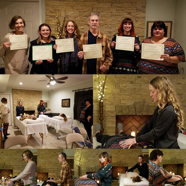 CONGRATULATIONS to our newest Usui Tibetan Reiki Level 2 Practitioners! Sierra Noel, Heather Renee R