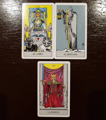 Tarot Insights for Week 34 of 2018: