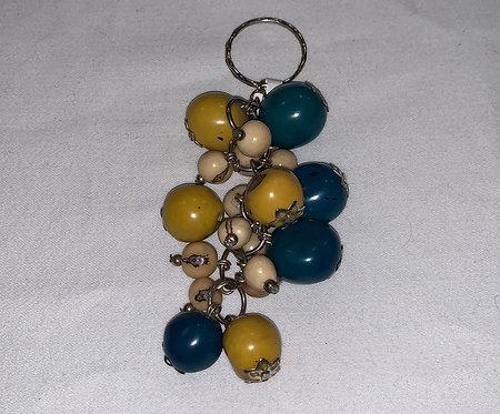 GK3 Colored Seed Key Chain