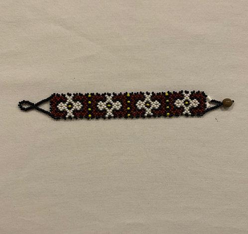 JB37.3 Beaded Bracelet