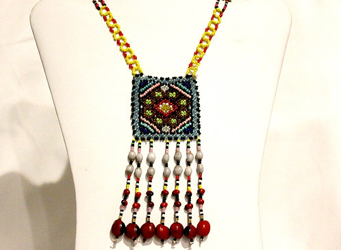 JN67.2 Beaded Necklace