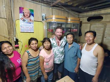 My Family in Peru