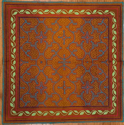AA28 Song Pattern Altar Cloth