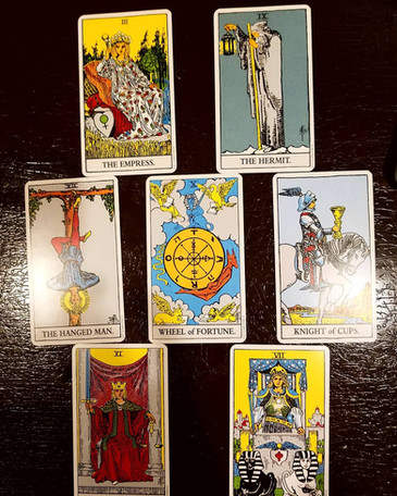 Tarot Insights for Week 37 of 2018