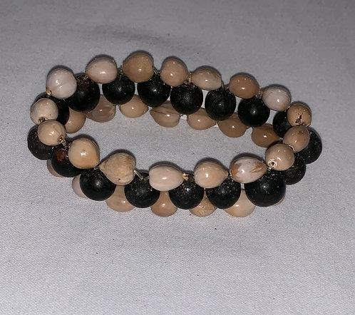 JB27 Mancian and Seed Bracelet