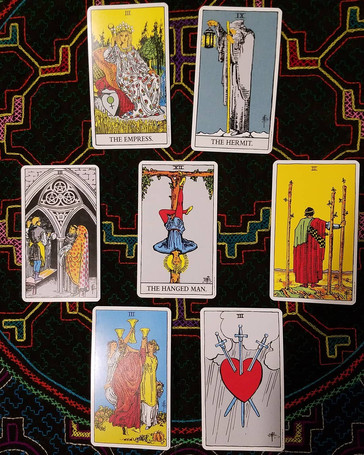 Tarot & Numerology Insights for Week 39 of 2018