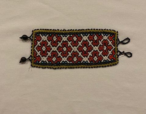 JB36.8 Beaded Bracelet