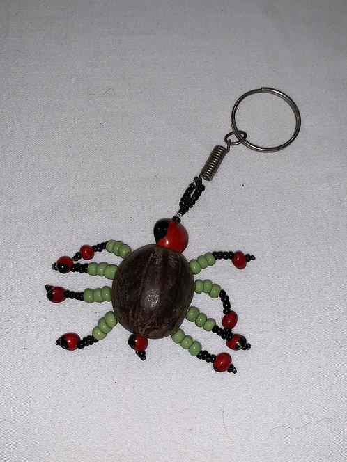 GK7 Beaded Spider Key Chain