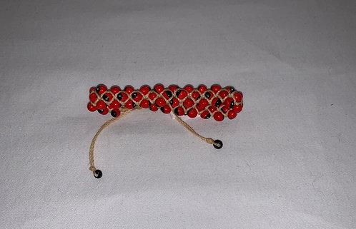 JB57 Huayruro String Bracelet