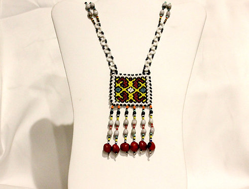 JN67.1 Beaded Necklace
