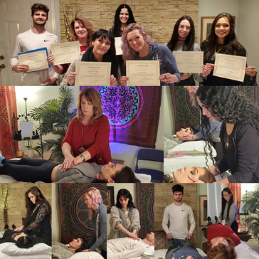 CONGRATULATIONS to our newest Reiki Level 2 Practitioners!!!