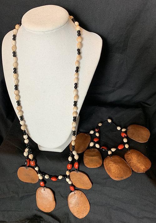 JN85 Necklace and Bracelet Set
