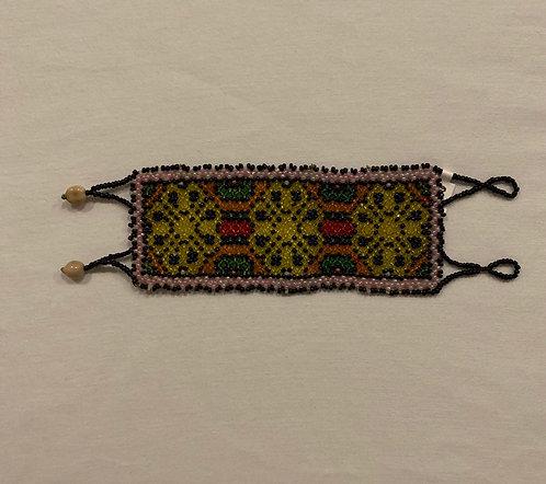 JB36.11 Beaded Bracelet