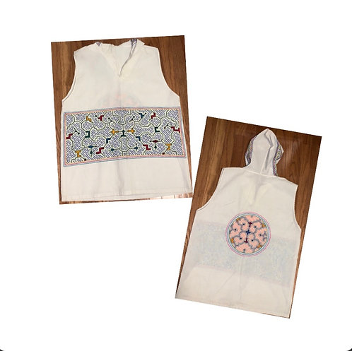 CT3.2 Embroidered Shirt with Hood