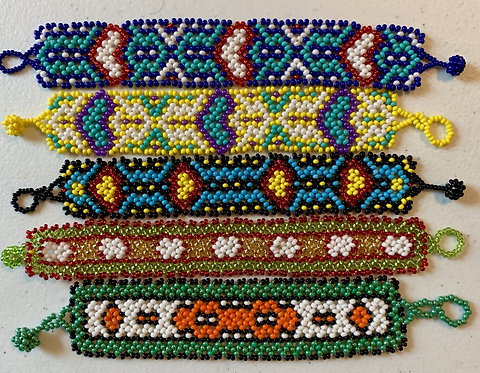 JB83.2 Small Assorted Beaded Bracelets