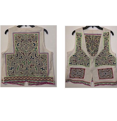 CV3.2 Embroidered Vest