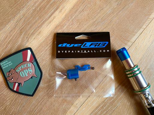 Test des Dye DAM FSR Kits