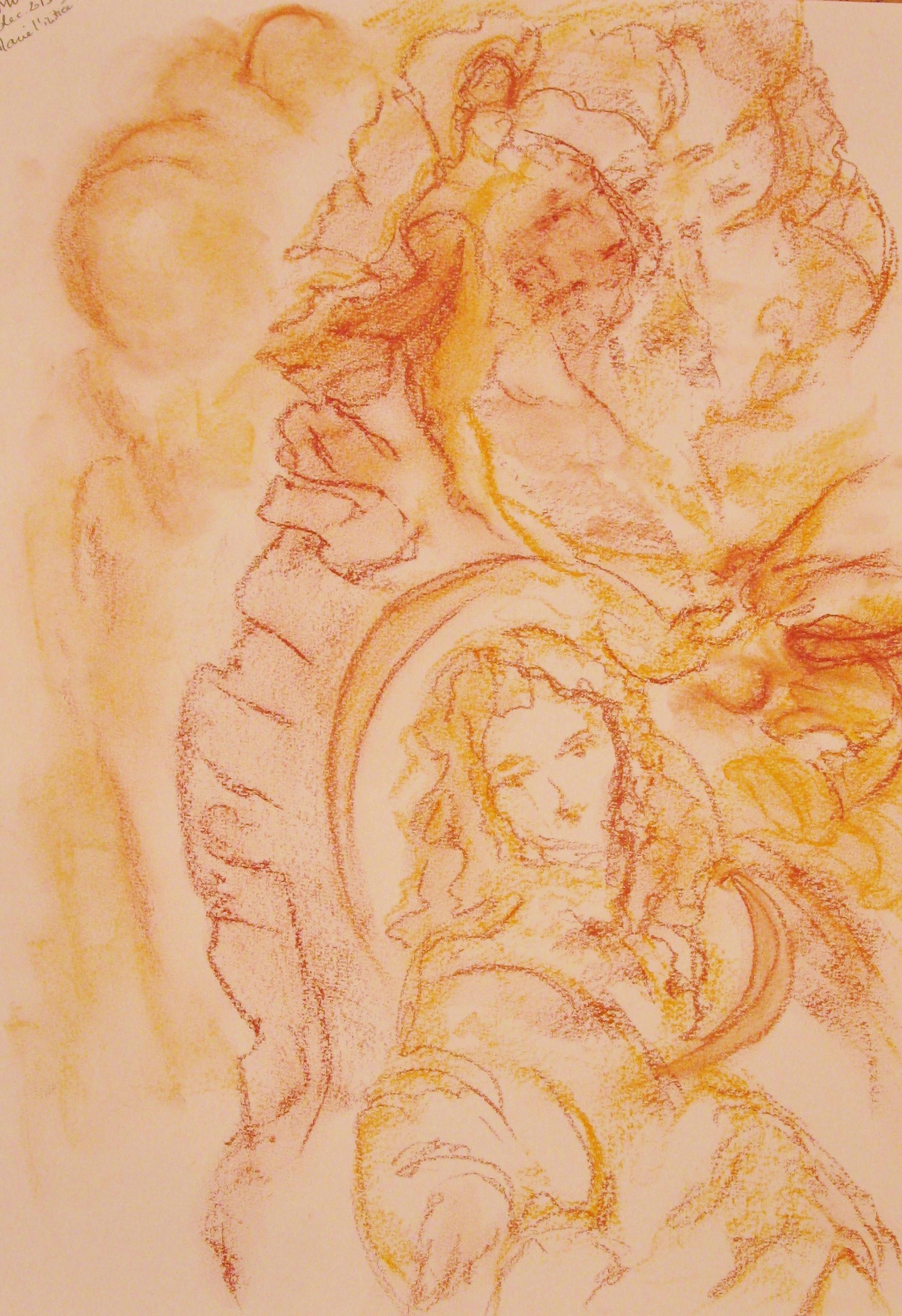 Marie l'Initiée