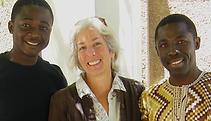 Zingfa, Phoebe and Fola_UCT_2012_highlig