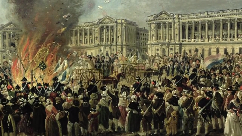 The lessons of the French Revolution are pretty clear, but we forget them
