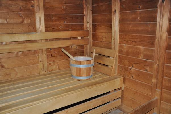 Wellness & Sauna