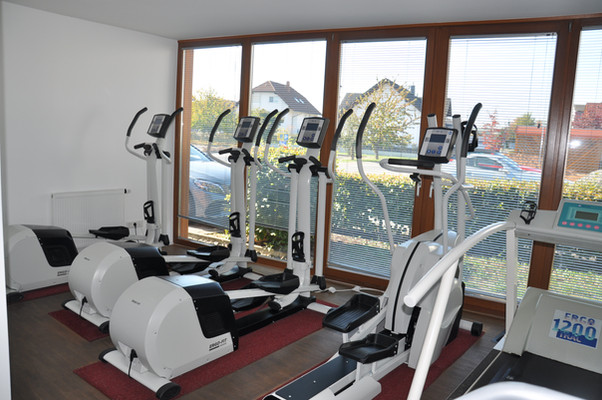 Fitness Cardiobereich