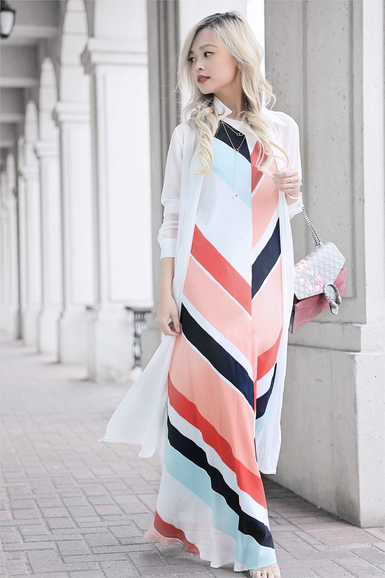 Love Between the Racks - Fashion Blogger - Striped dress & Gucci Dionysus bag4102