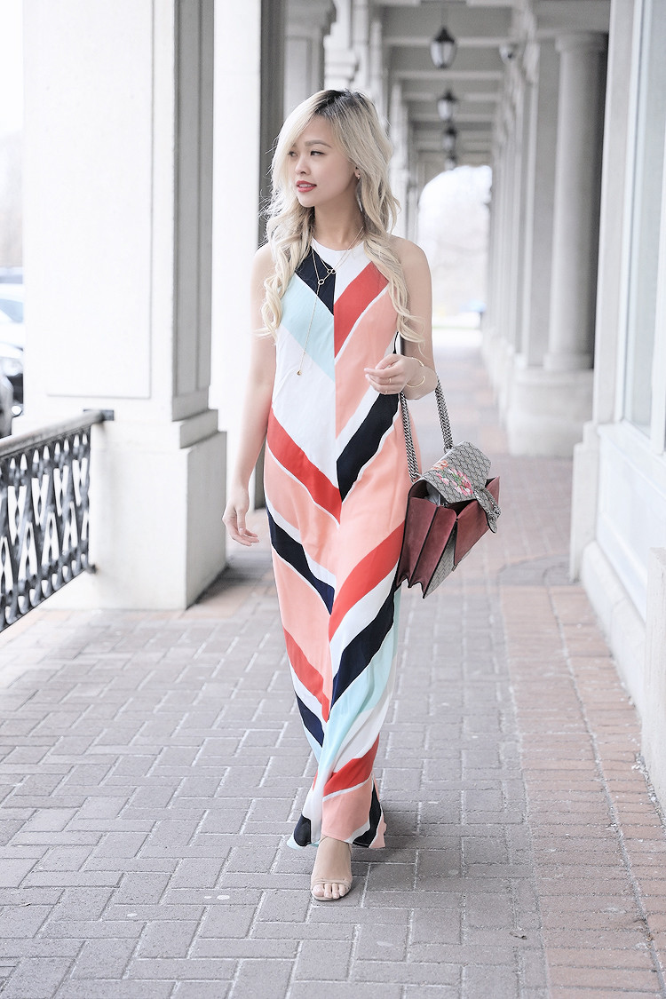 Love Between the Racks - Fashion Blogger - Striped dress & Gucci Dionysus bag4253