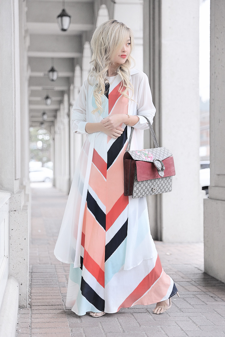 Love Between the Racks - Fashion Blogger - Striped dress & Gucci Dionysus bag4099