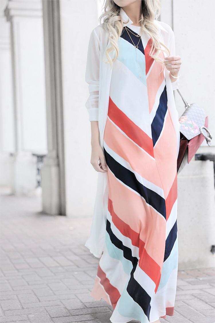 Love Between the Racks - Fashion Blogger - Striped dress & Gucci Dionysus bag4105
