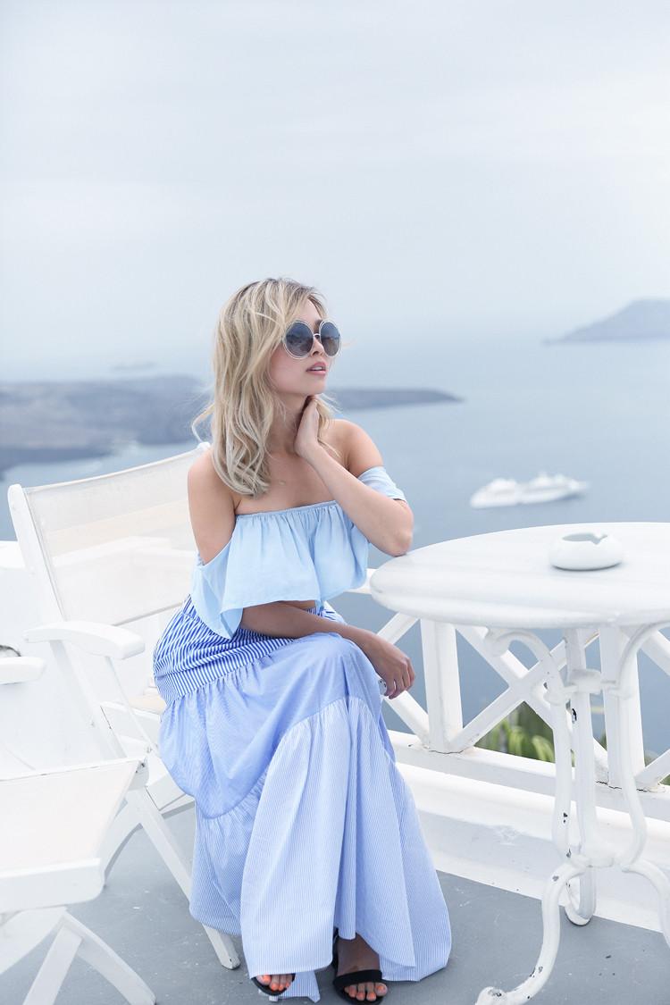 Love Between the Racks X Shoppiin - Santorini, Greece 4