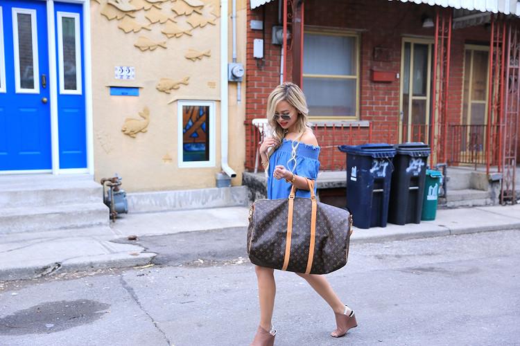 Love Between the Racks - Fashion Blogger - Off-Shoulder dress1043