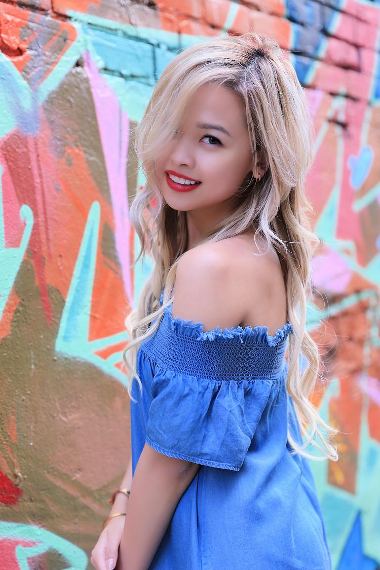 Love Between the Racks - Fashion Blogger - Off-Shoulder dress1147