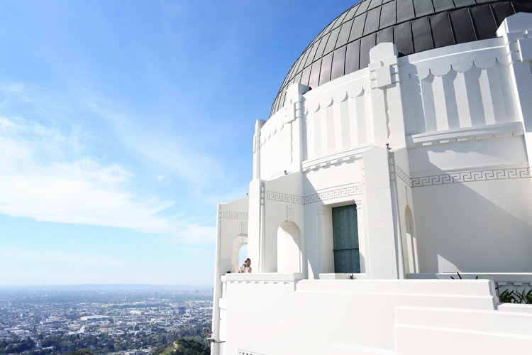 Love Between the Racks - Lina Dinh - Knit dressing, Schutz Juliana heels - Griffith Observatory 11 copy
