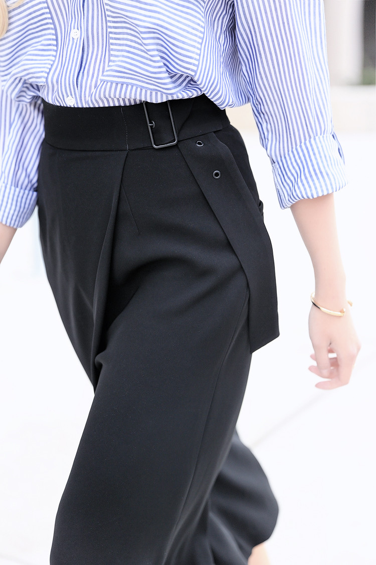 Love Between the Racks - Fashion Blogger - How to make culottes work for work4519