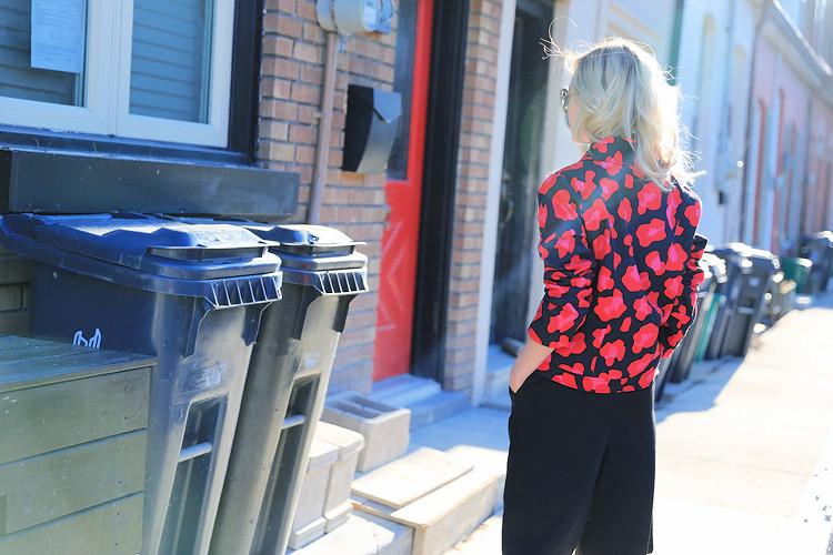Love Between the Racks - Fashion Blogger - Hayley Elsaesser moto leopard print jacket1630