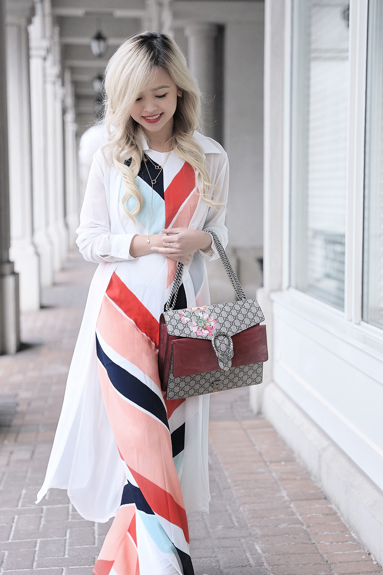 Love Between the Racks - Fashion Blogger - Striped dress & Gucci Dionysus bag4214