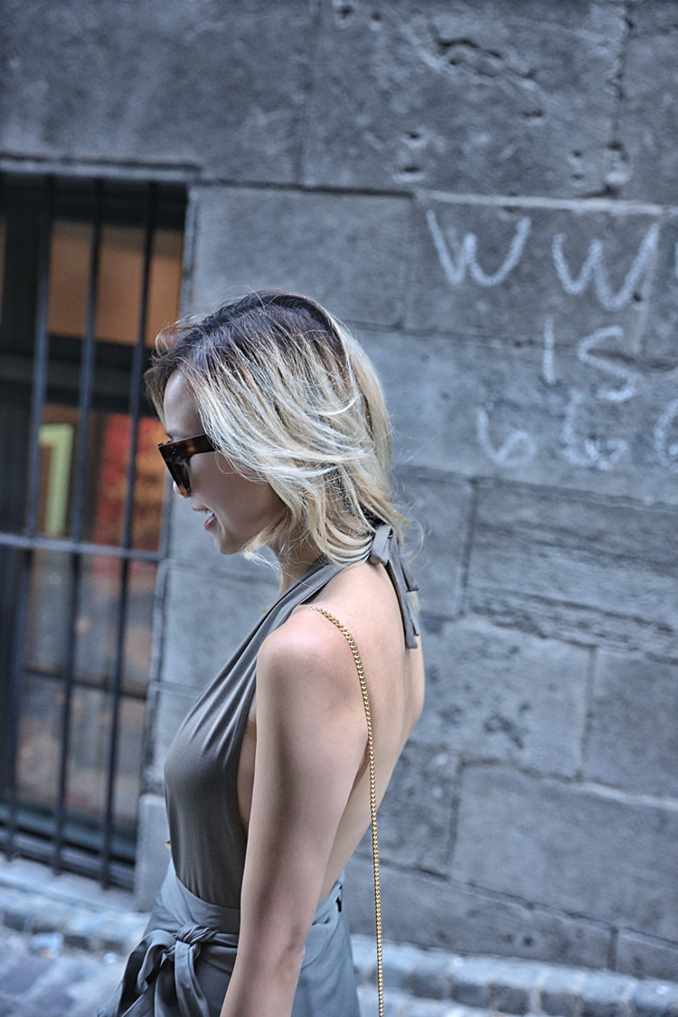 Love Between the Racks x Nicole Vienna - zara one piece bathing suit & wrap skirt 4