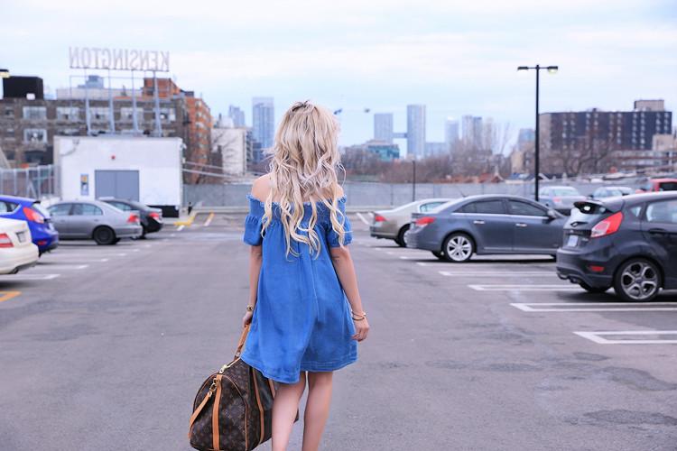 Love Between the Racks - Fashion Blogger - Off-Shoulder dress0915