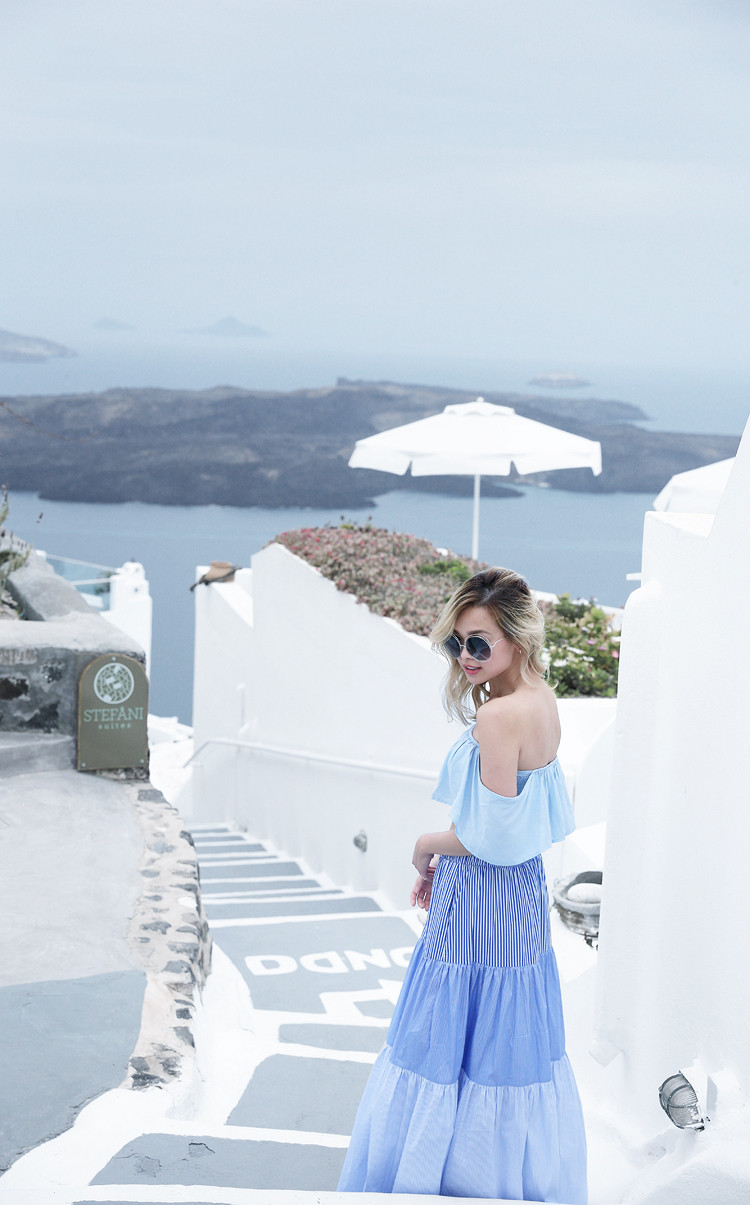 Love Between the Racks X Shoppiin - Santorini, Greece 3