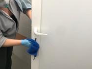 Sanificazione manuale